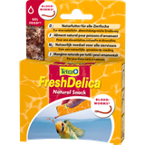 Tetra FreshDelica Bloodworms 80 гр (тюбик)