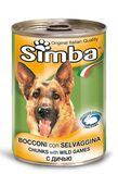 Simba Dog Chunks with Wild Games 415 гр