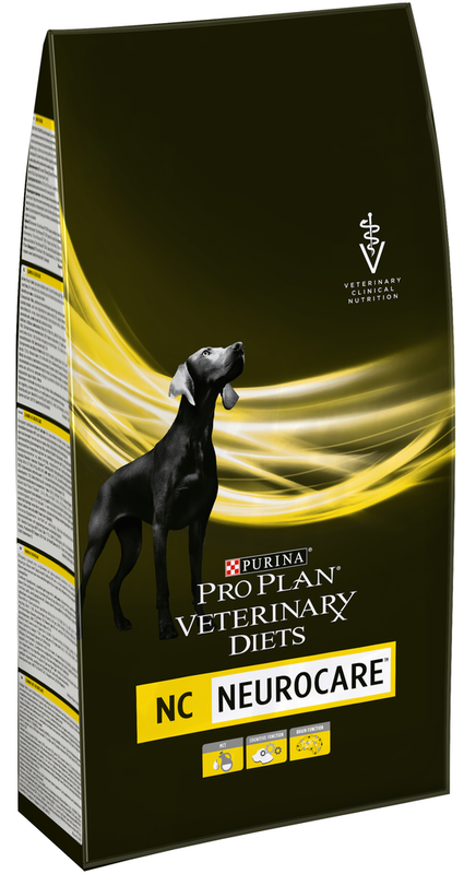 Purina Pro Plan Veterinary Diets NC Neurocare 3 кг