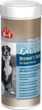 8in1 Excel Brewer's Yeast for large breed 80 таб
