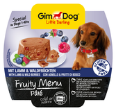 Gimdog Fruity Menu with Lamb & Wild Berries 100 гр