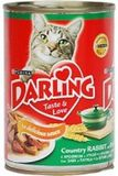 Purina Darling with Rabbit & Duck 0,4 кг