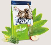 Happy Cat Adult Indoor Fit & Well 10 кг