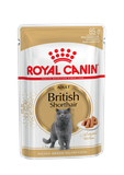 British Shorthair Adult (в соусе) 85 гр