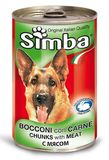 Simba Dog Chunks with Meat 415 гр