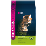 Eukanuba Cat Adult Hairball Control Chicken 400 гр