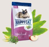 Happy Cat Sterilised 300 гр