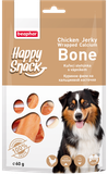 Beaphar Happy Snack Chicken Jerky Wrapped Calcium Bone 60 гр