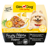 Gimdog Fruity Menu with Tuna, Pineapple & Vegetables 100 гр