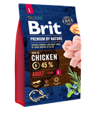 Brit Premium by Nature Dog Adult L 15 кг