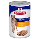 Hills Science Plan™ Canine Mature Adult 7+ Savoury Chicken 370 гр