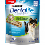 Purina DentaLife Medium 115 гр х 5 шт