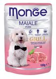 Monge Dog Grill Pouch Pork 100 гр