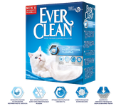 Ever Clean Unscented Extra Strong Clumping 6 л