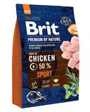 Brit Premium by Nature Dog Sport 3 кг
