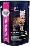 Eukanuba Cat Senior Pouch Chicken 85 гр