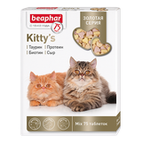 Beaphar Kitty's mix 75 таб