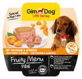 Gimdog Fruity Menu with Turkey & Apricot 100 гр