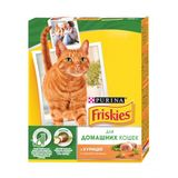 Friskies for Indoor Cats with Chicken 0,3 кг