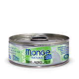 Monge Cat Natural Yellowfin Tuna with Chicken 80 гр