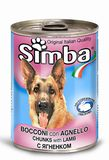 Simba Dog Chunks with Lamb 415 гр