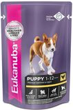 Eukanuba Dog Puppy Pouch Chicken 85 гр