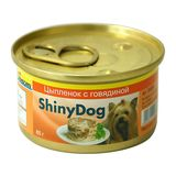Gimdog ShinyDog with Chicken & Beef 85 гр