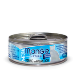 Monge Cat Natural Atlantic Tuna 80 гр