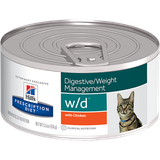 Hills Prescription Diet™ Feline w/d™ Minced with Chicken 156 гр