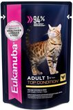 Eukanuba Cat Adult Pouch Chicken 85 гр