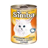 Simba Cat Chunkies with Chicken 400 гр