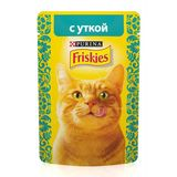 Friskies Pouch Duck 85 гр