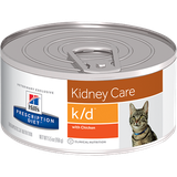 Hills Prescription Diet™ k/d™ Feline Canned with Chicken 156 гр