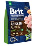 Brit Premium by Nature Dog Adult XL 3 кг