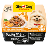 Gimdog Fruity Menu with Lamb, Apricot & Vegetables 100 гр