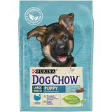 Purina Dog Chow Puppy Large Breed with Turkey 2,5 кг