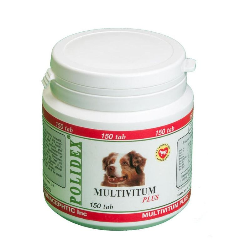 Multivitum plus 150 таб