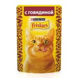 Friskies Pouch Beef 85 гр