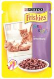 Friskies Junior Pouch Lamb 100 гр