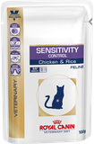 Sensitivity Control Chicken & Rice 100 гр