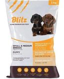 Blitz Puppy Medium & Small Breeds 3 кг