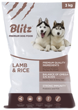 Blitz Adult Lamb & Rice All Breeds 3 кг