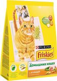 Friskies for Indoor Cats with Chicken 1,5 кг