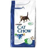 Purina Cat Chow Feline 3 in 1 with Turkey 0,4 кг
