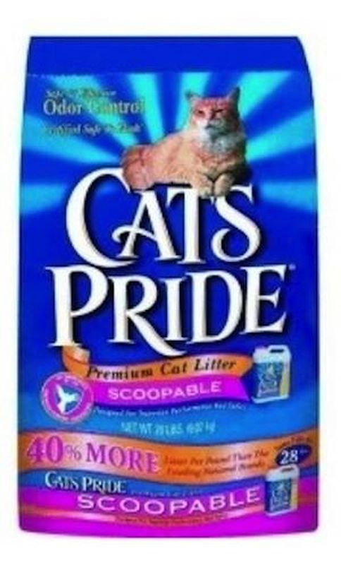 Pet pride crystal litter