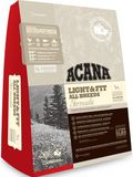 Acana Light & Fit for Dogs of All Breeds 0,34 кг