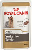 Yorkshire Terrier Adult (паштет) 85 гр
