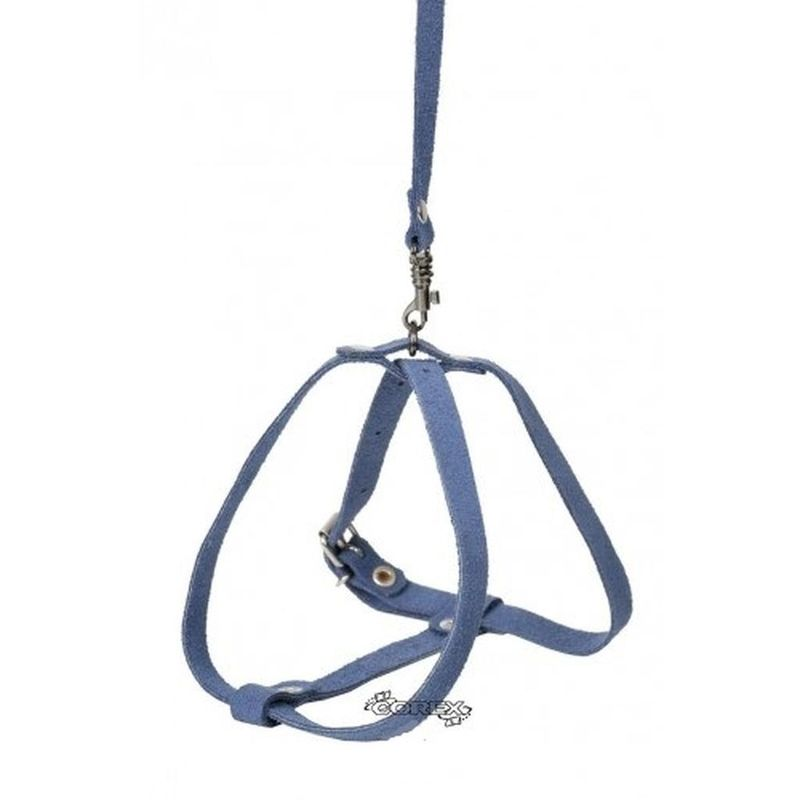 Шлейка для кошки из веревки